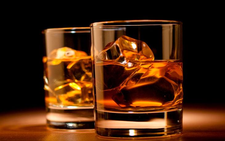 História do whisky