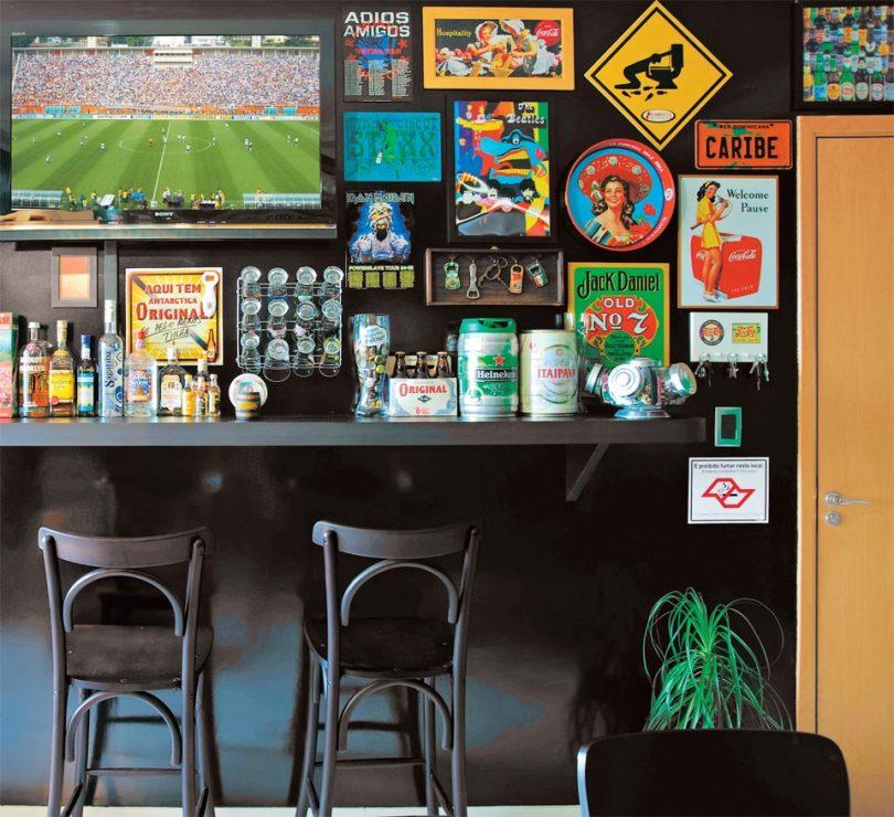 Bar Em Casa Veja Dicas De Decoração E Ideias Para Se Inspirar