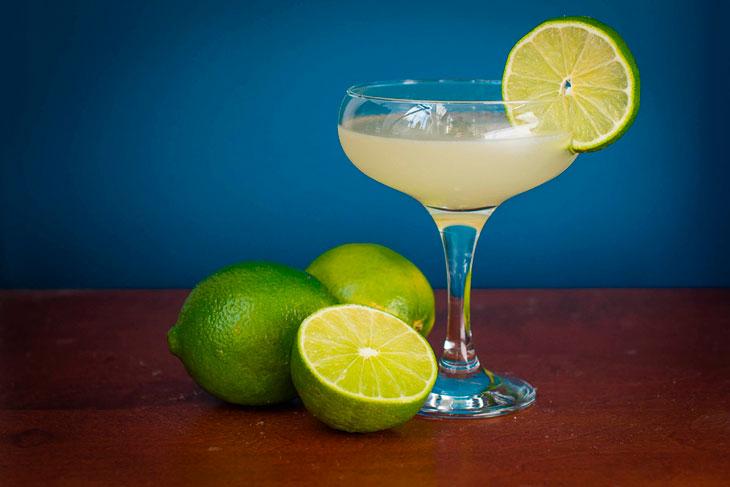 Daiquiri de limão