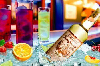Drinks de Jurupinga