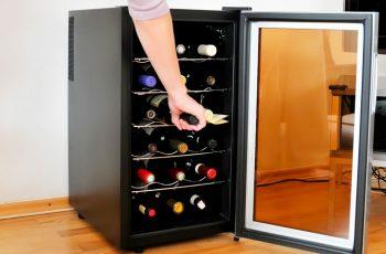 Adega climatizada de vinhos