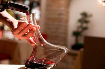 Aerar o vinho