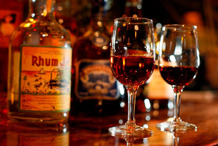Como fazer rum