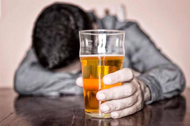 Efeitos do álcool no corpo humano