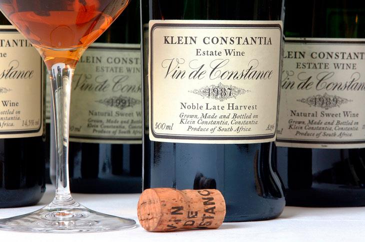 Melhores vinhos do mundo: Klein Constantia