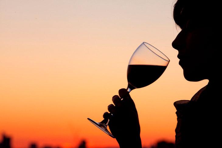 Países que mais consomem vinho