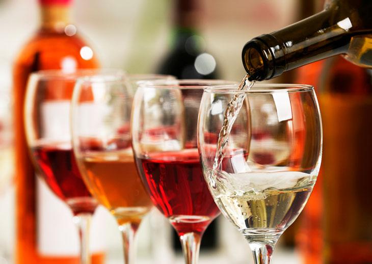 Taça certa para cada tipo de vinho