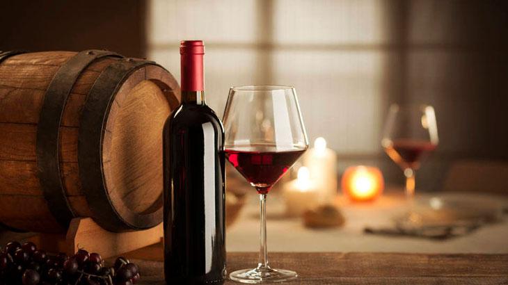 Teor alcoólico do vinho