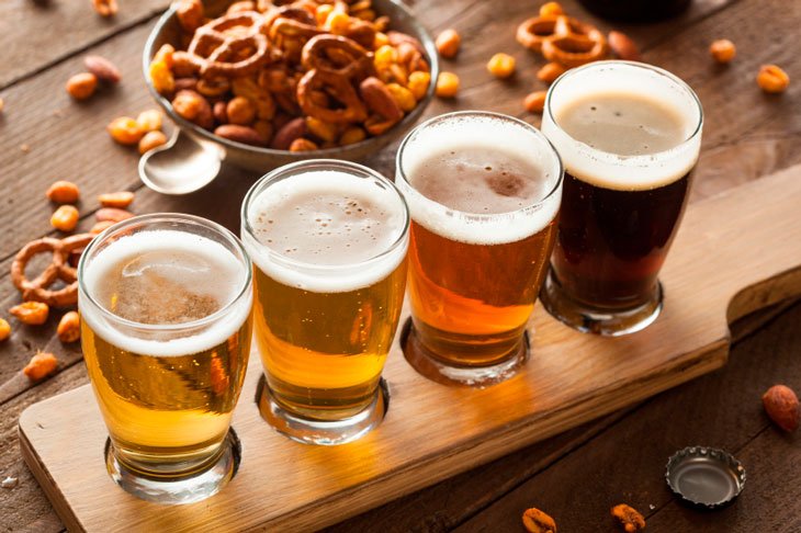 Cervejas artesanais brasileiras