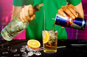 Drinks com energético