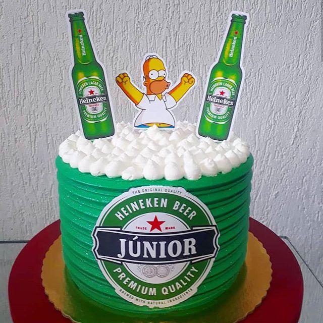 Bolos de aniversário para cervejeiros
