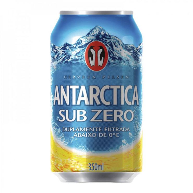 Antarctica Sub Zero