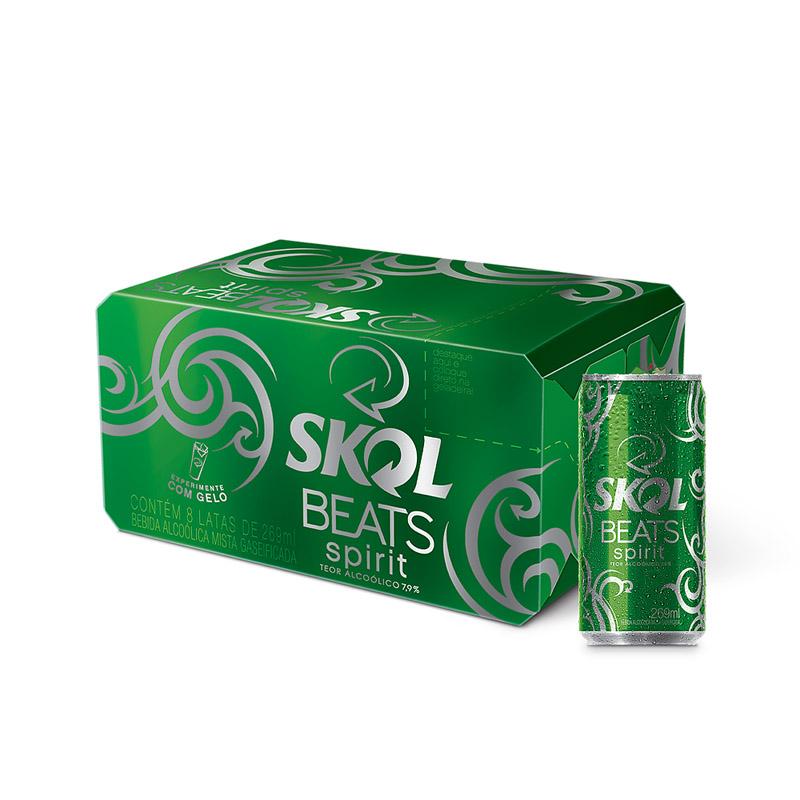 Skol Beats Spirit