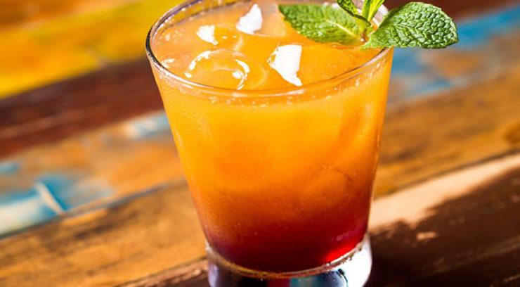 Drinks com Pisco
